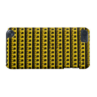 Yellow Fence iPod Touch (5th Generation) Cases