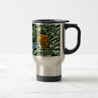 Yellow Finch Travel Mug