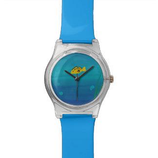 yellow fish watch