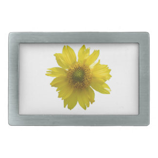 Yellow Flower Belt Buckles