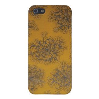 Yellow Flower Iphone 5 Case