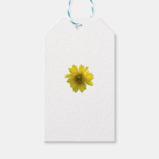 Yellow Flower Pack Of Gift Tags