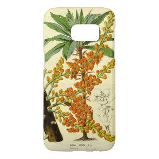 Yellow flower Venezuela phone case