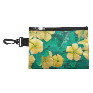 Yellow Flowers at Nature Accessory Bag