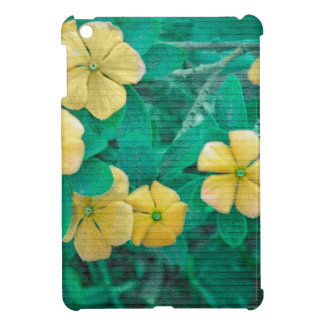 Yellow Flowers at Nature iPad Mini Case