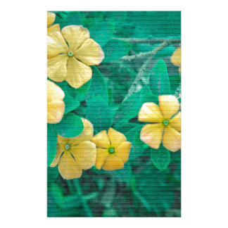 Yellow Flowers at Nature Stationery