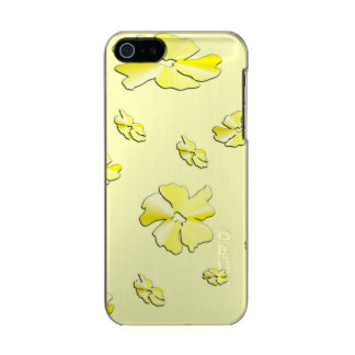 Yellow Flowers Incipio Feather® Shine iPhone 5 Case