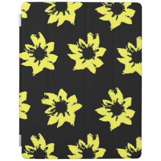 Yellow Flowers iPad Smart Cover iPad Cover