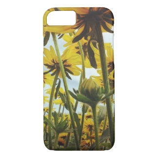 Yellow Flowers iPhone 7 Case