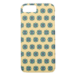 Yellow flowers pattern iPhone 8/7 case