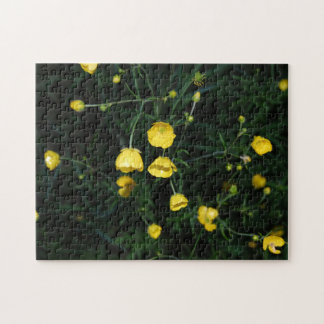 Yellow Flowers Puzzle
