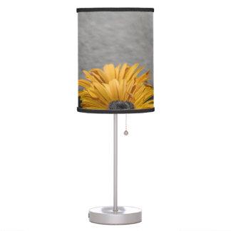 Yellow gerbera daisies Table Lamp