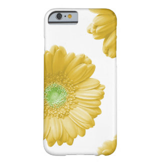 Yellow gerbera daisy barely there iPhone 6 case