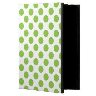Yellow Green Polka Dots Powis iPad Air 2 Case