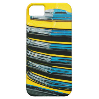 Yellow Grill Case For The iPhone 5