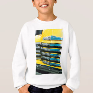 Yellow Grill Sweatshirt