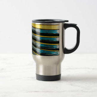 Yellow Grill Travel Mug