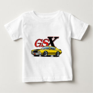Yellow_GSX Baby T-Shirt