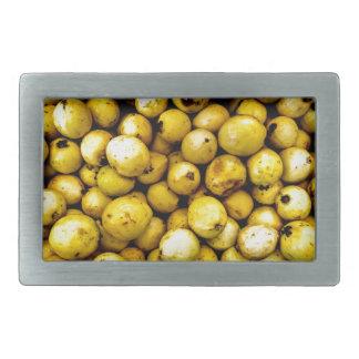 Yellow Guava Belt Buckles