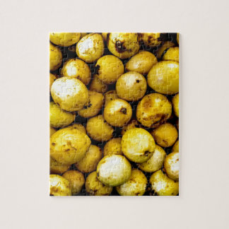 Yellow Guava Jigsaw Puzzle