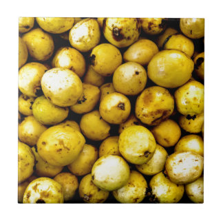 Yellow Guava Tile