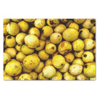 Yellow Guava Tissue Paper