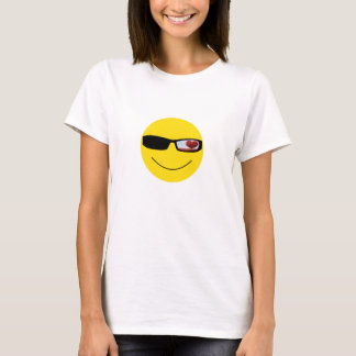 Yellow Guy with Heart T-Shirt