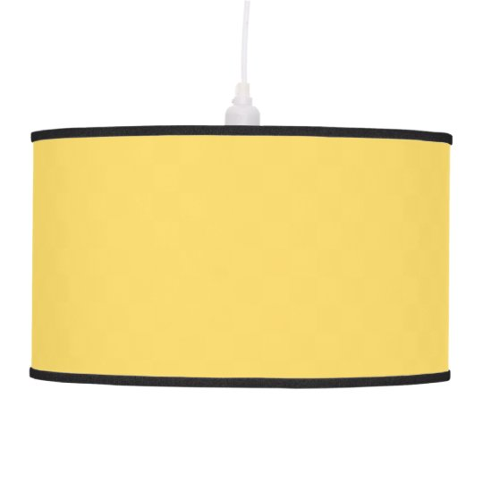 Yellow Hanging Lamps
