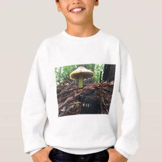 Yellow Hat Mushroom Sweatshirt