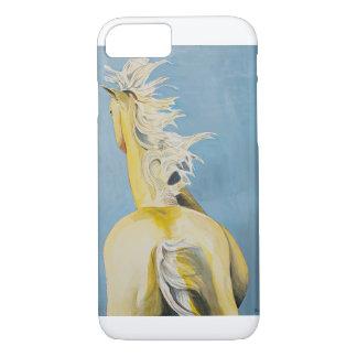 Yellow Horse Phone Case
