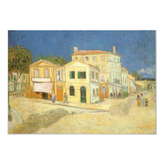 Yellow House by Vincent van Gogh Change of Address Card