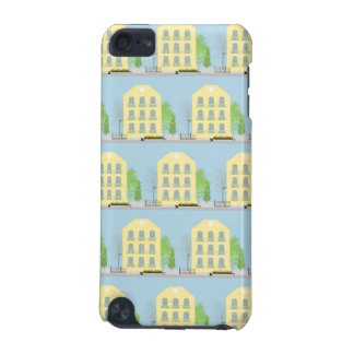 Yellow houses iPod touch (5th generation) case