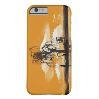 Yellow hull barely there iPhone 6 case