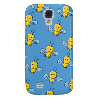 Yellow Insects Galaxy S4 Covers