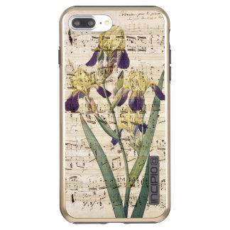 yellow iris music incipio DualPro shine iPhone 8 plus/7 plus case
