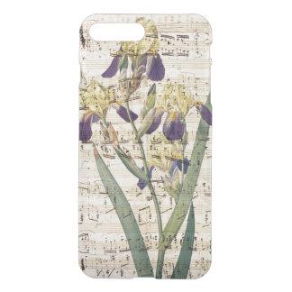 yellow iris music iPhone 8 plus/7 plus case