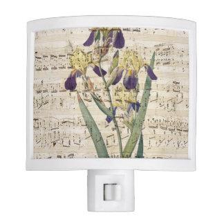 yellow iris music nite lite