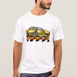 Yellow IROC Z T-Shirt