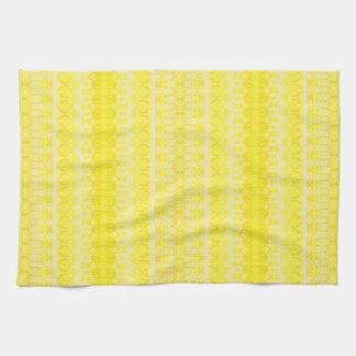 yellow kitchen towels