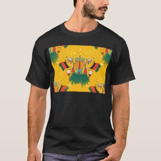 yellow Kwanzaa T-Shirt