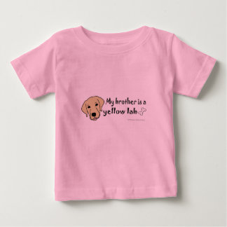 yellow lab baby T-Shirt
