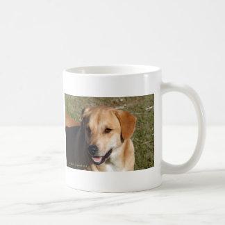 Yellow Lab Dog Coffee Mug