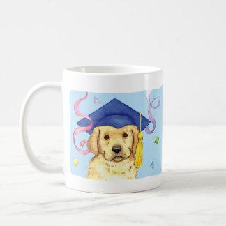Yellow Lab Graduate Coffee Mug