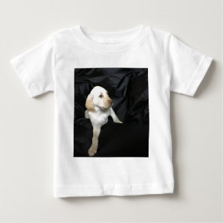 Yellow lab puppy Sadie Baby T-Shirt