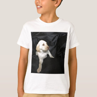 Yellow lab puppy Sadie T-Shirt