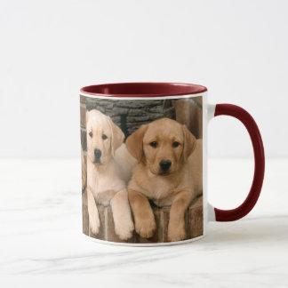 Yellow Labrador Retriever Mug