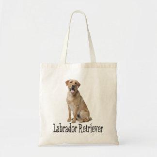 Yellow Labrador Retriever Puppy Dog Love Labs Tote Bag