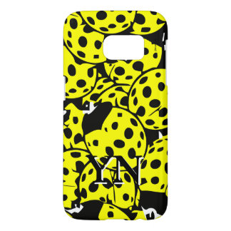 Yellow Ladybug Samsung Galaxy S7 Case