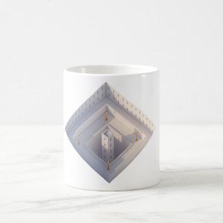 Yellow Lantern 02 Architecture Coffee Mug
