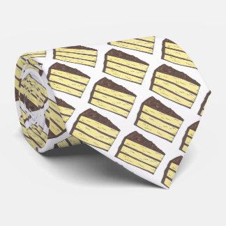 Yellow Layer Cake Slice Dessert Foodie Food Tie